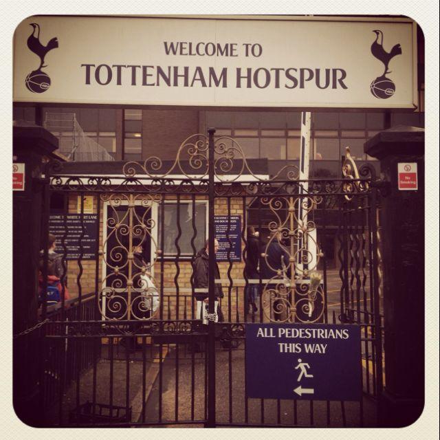 White Hart Lane :-)
