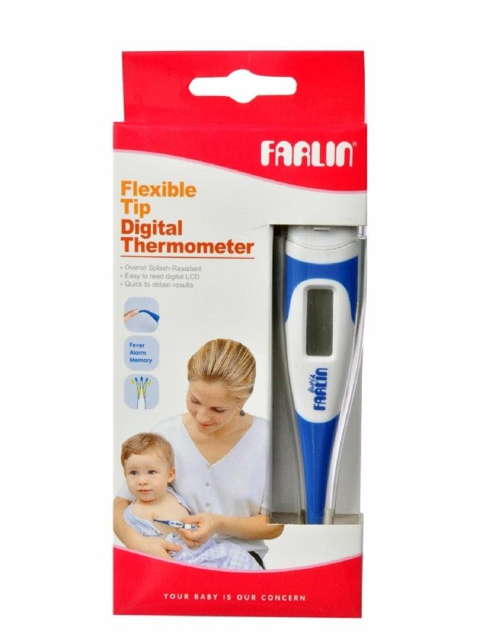 Farlin Flexible Tip Digital Thermometer Buy Online at lowest price in India: BigChemist.com