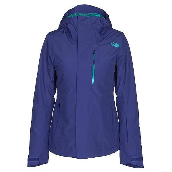0b88bd243 The North Face Women's Descendit Ski Jacket - Inauguration Blue ...