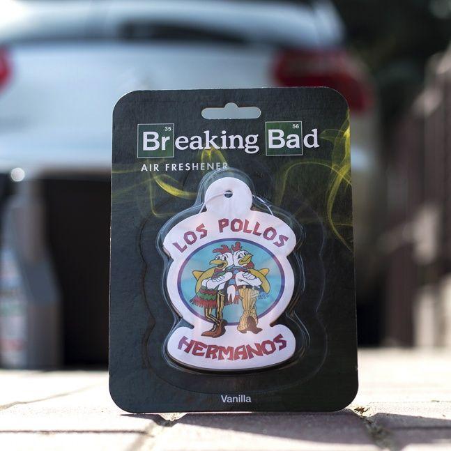 Odświeżacz powietrza Breaking Bad