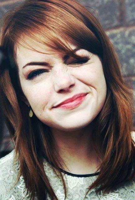 Emma Stone ♥ -Anna