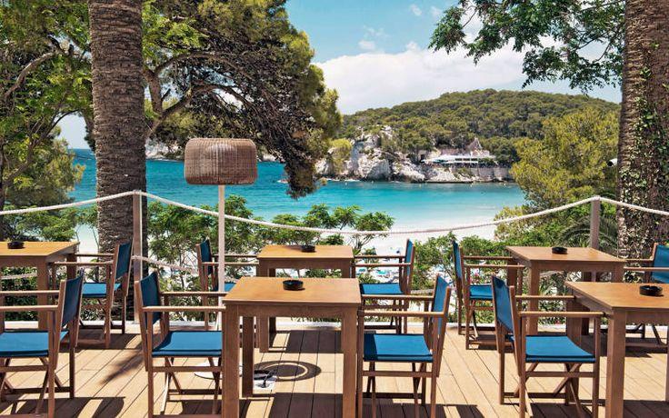 Book Meliá Cala Galdana, a luxury hotel in Menorca. Kuoni is the most awarded luxury travel operator in the UK.