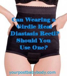 Great article for healing Diastasis Recti