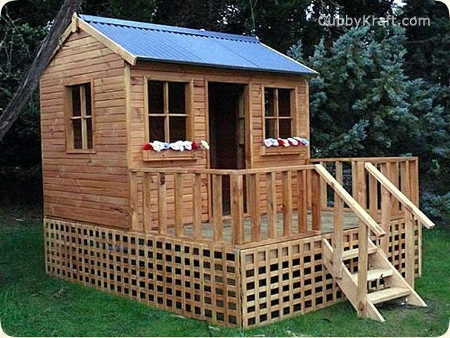 Best 25 wendy house ideas on pinterest childrens for Wooden wendy house ideas