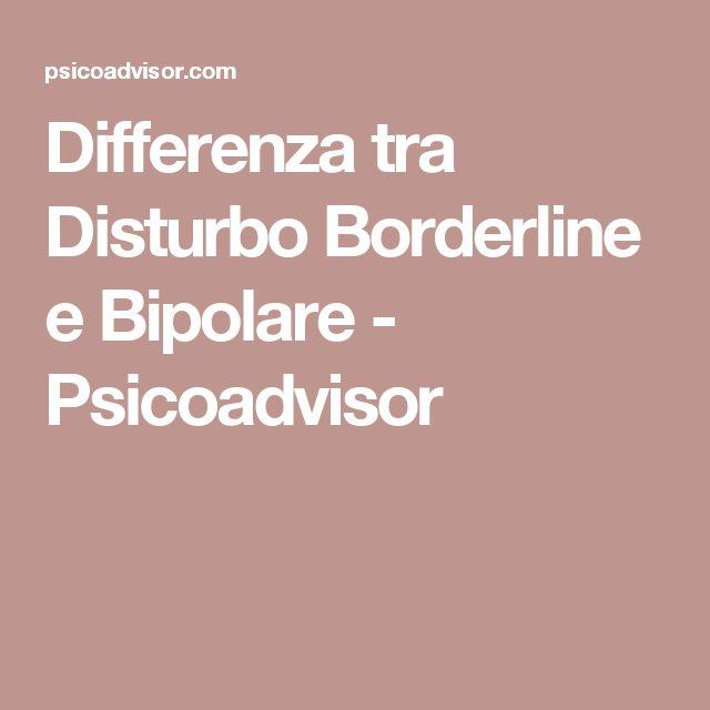 Famoso Oltre 25 fantastiche idee su Disturbo bipolare su Pinterest  NQ52