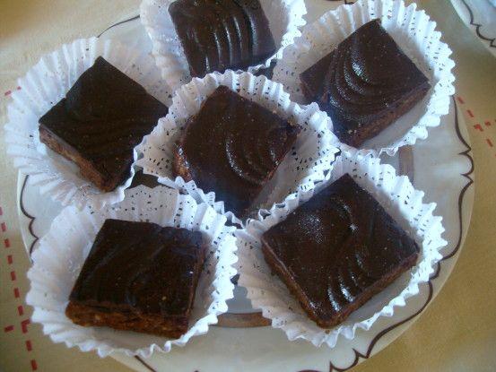 bniouen - gateau sans cuisson Algerien
