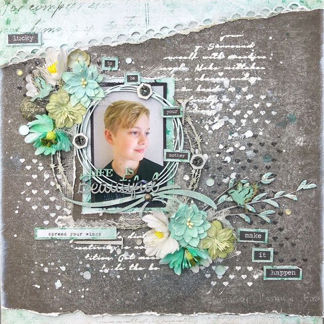 The Dusty Attic Blog: Spread your wings - Amy Voorthuis (Mood board insp...