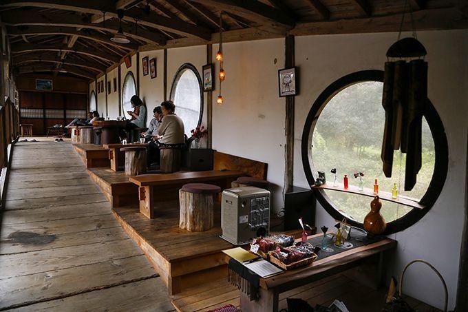 【写真】金蔵の五ヶ寺を散策!慶願寺にある「オープンカフェ木の音」は人気カフェ! | Travel.jp[たびねす]