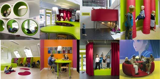 School of the Future: A space for geeks