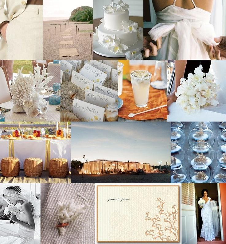 Hawaii Weddings Ocean Theme Ideas Wedding Colour Schemes The Sun
