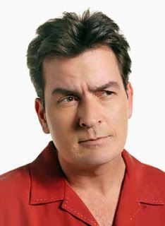 Chatter Busy: Charlie Sheen Height