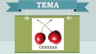 Beneficios, nutrientes y propiedades de las cerezas by Remedio Casero Natural on Youtube