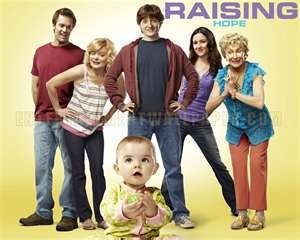 Raising hope.Fave Moviestv, Favorite Tv, Raised Hope, Addict, Film Music Book, So Funny, Favorite Movie, Rai Hope, Favorite People