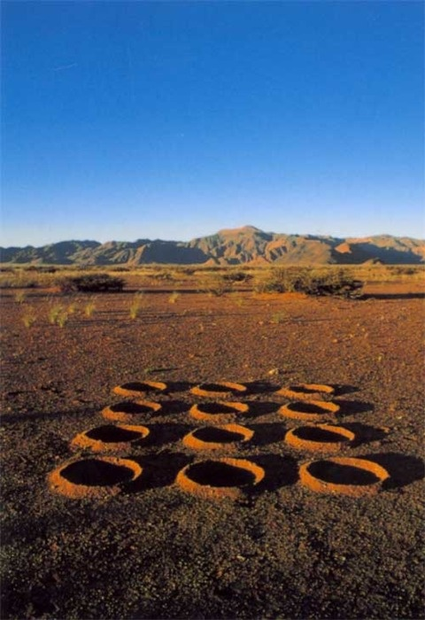 Land Art by Strijdom van der Merwe