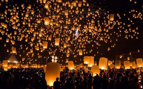 イーペン祭り タイ