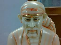 Coloured Sai Baba Different Statue . www.indianmarblehandicrafts.com
