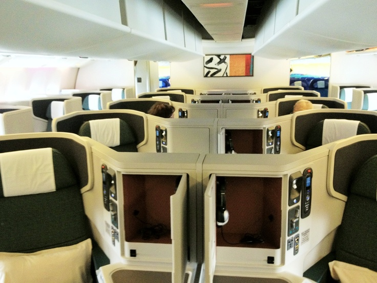 Cathay Pacific's new business class is excellent