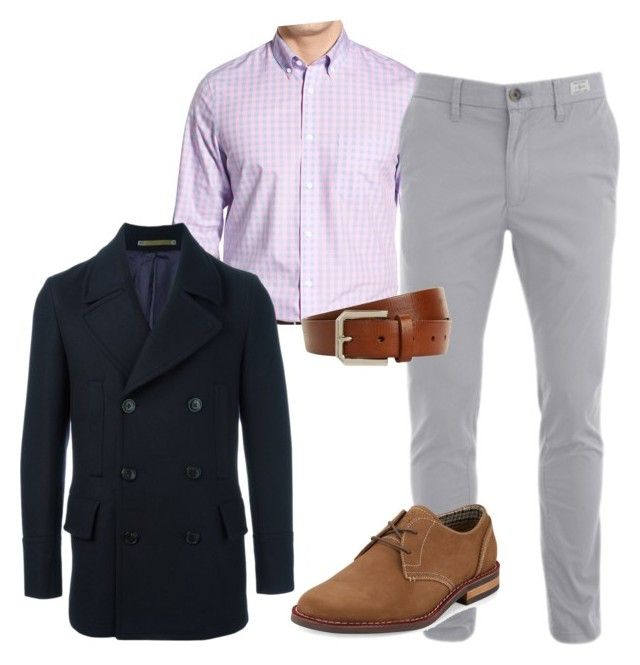 """""""dad"""" by luziagalvang on Polyvore featuring Nordstrom, Original Penguin, Brunello Cucinelli, Paul Smith, men's fashion y menswear"""