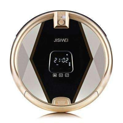 JISIWEI Smart Robotic Vacuum Cleaner Intelligent hd camera:BiBset.com