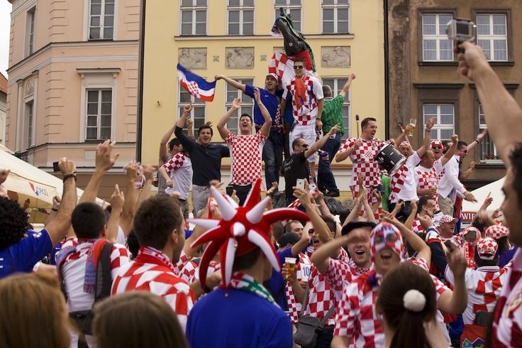 Poznan Poland, UEFA EURO 2012 [fot.Radosław Maciejewski]