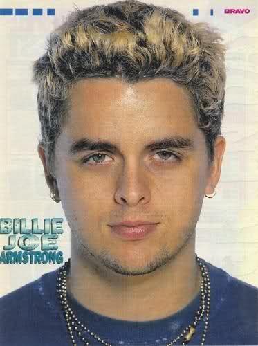 Old shool blonde Billie joe.....yum!:-)