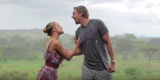 Kristen Bell and Dax Shepard share video of vacation pre-kids (Video)