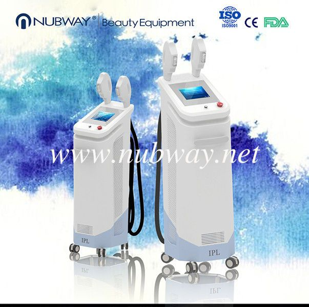 best hair removal SHR IPL laser for Permanent hair removal with Ce approved from China
