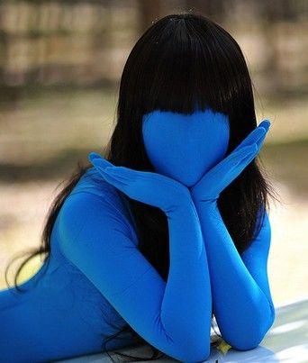Sexy Zentai By Mysexyzentai On Deviantart Blue Pinterest Sexy Love Fashion And Fashion