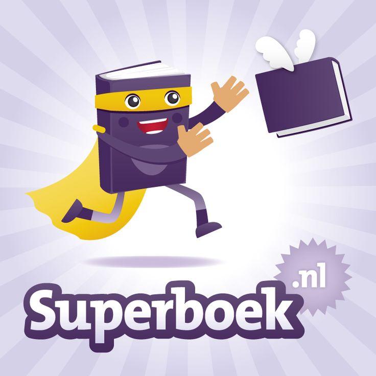 superboek.nl, de site voor kinderen met een leesbepering.