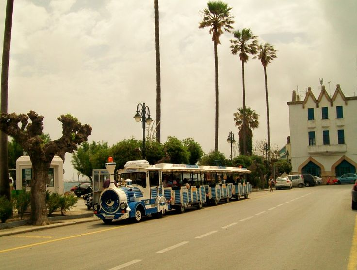 Another idea for to do with the Kids when on your #Kos2014 holiday is The Little Blue Train on wheels.