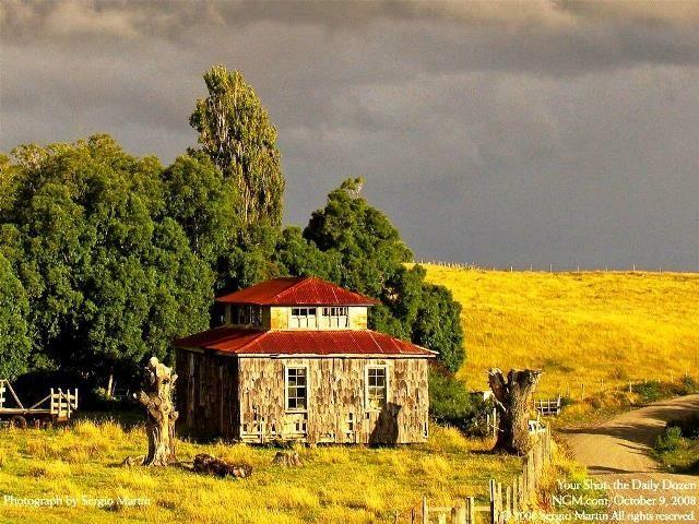 Sergio Martin 2008(Chiloe Island, Chile)