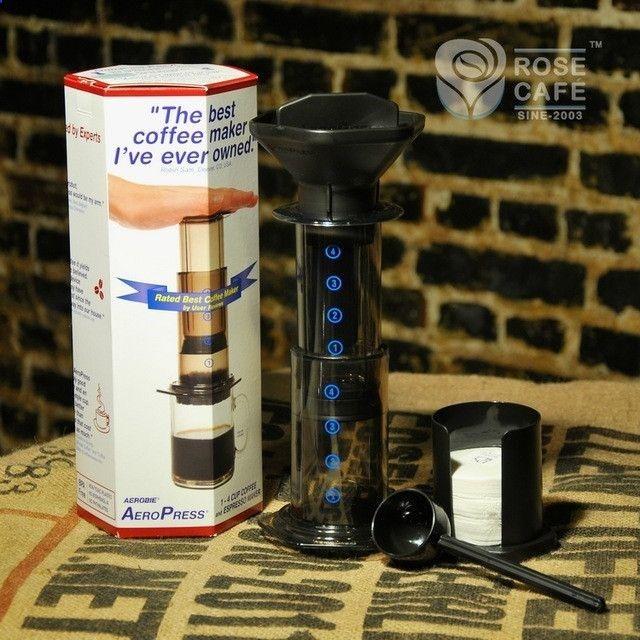 Best Espresso Portable Coffee Maker Aeropress Coffee Maker Coffee press maker with 350pcs Filter Price: US $17.00 / piece