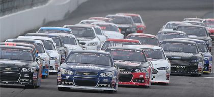 NASCAR Race Mom: Don't Forget the K&N Pro Series East Race Today (#...