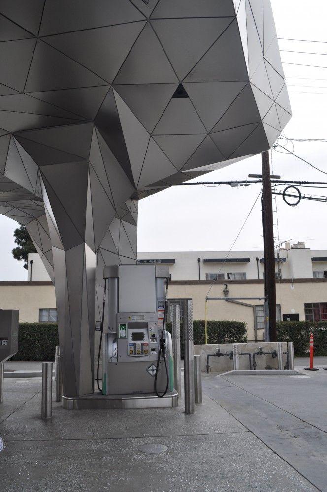 LA Gas Station