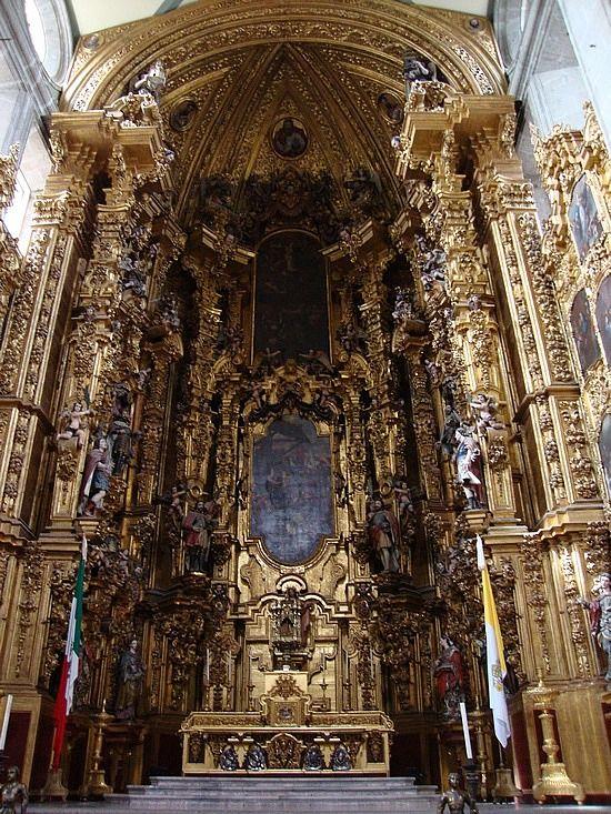 Catedral en Ciudad de México