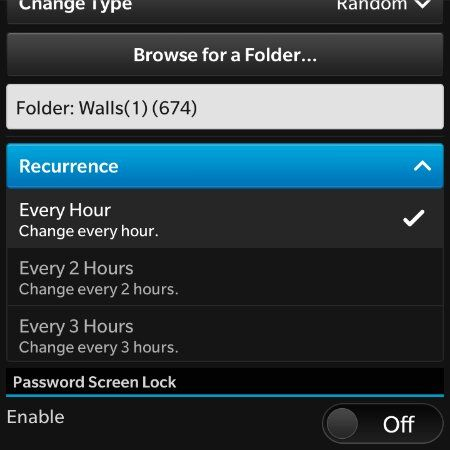 Check out Wallpaper Changer from Toysoft Development - Now supports Headless Mode - http://blackberryempire.com/check-out-wallpaper-changer-from-toysoft-development-now-supports-headless-mode/