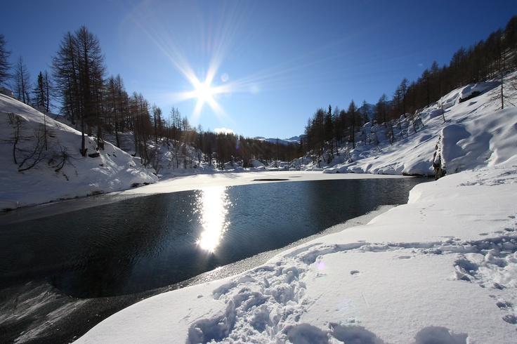Lago delle Streghe - Crampiolo