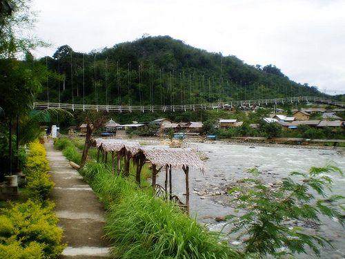 Wisata Alam Bukit Lawang,Langkat