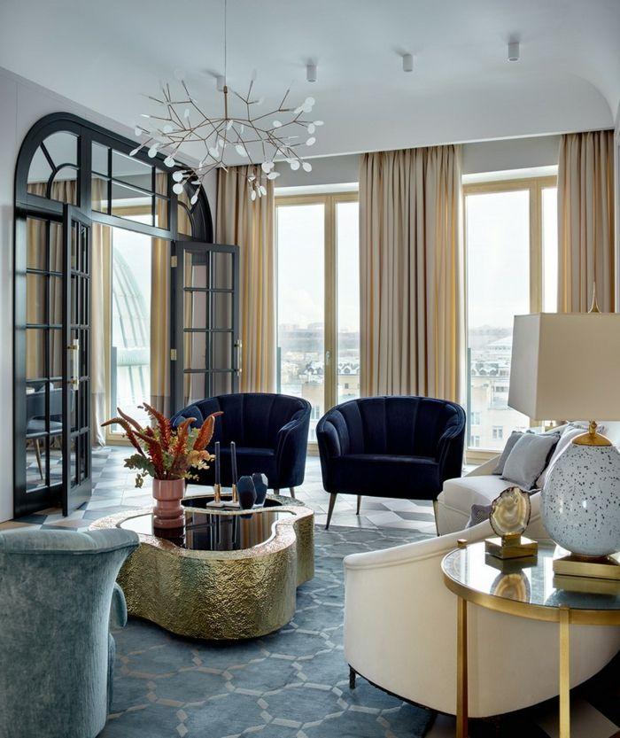 Die besten 25+ Glastür wohnzimmer Ideen auf Pinterest Innentüren - wohnzimmer mit glaswnde