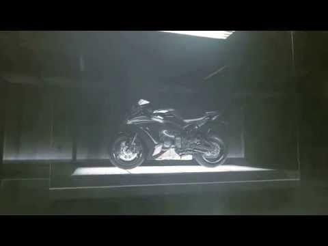 2015 Kawasaki Ninja ZX-10R 'Speed' promo video