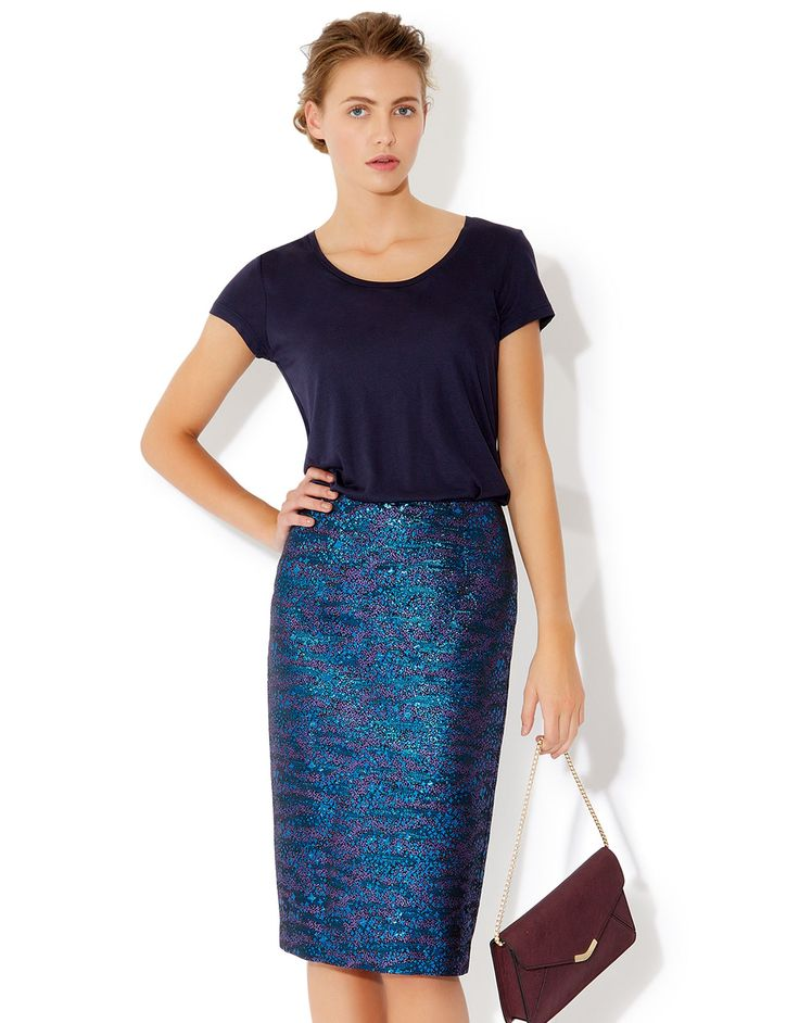 Fabulous pencil skirt from Accessorize for the perfect party look!