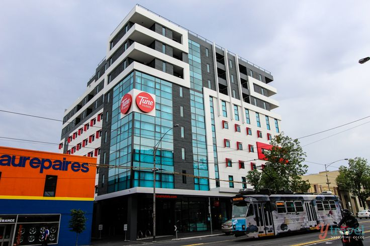 Stay at Tune Hotel Melbourne - Budget accommodation in the city!