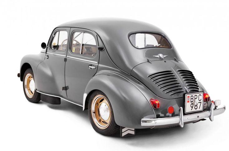 Renault 4CV, 1946 – 1961