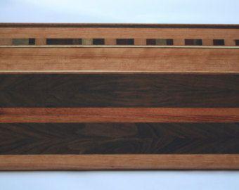 Gran talla en tabla de cortar cocina tablero Decor-Home boda decoración moderno rústico-por encargo de regalo-final grano madera-regalo para lo artesanal
