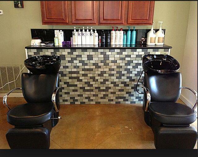 Home hair salon house pinterest salons and house - Salon pinterest ...