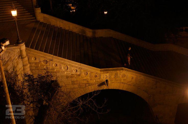 The Steps of Fisherman's Bastion - Budapest photo | 23 Photos Of Budapest