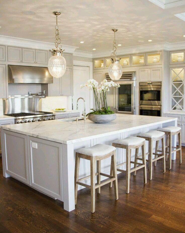 Decoracion de desayunadores ideas para sillas cocinas for Sillas para islas de cocina