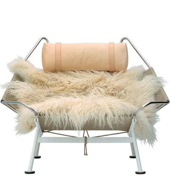 Hans Wegner: Wegner Flag Halyard Chair - Danish Design Store ($500-5000) - Svpply
