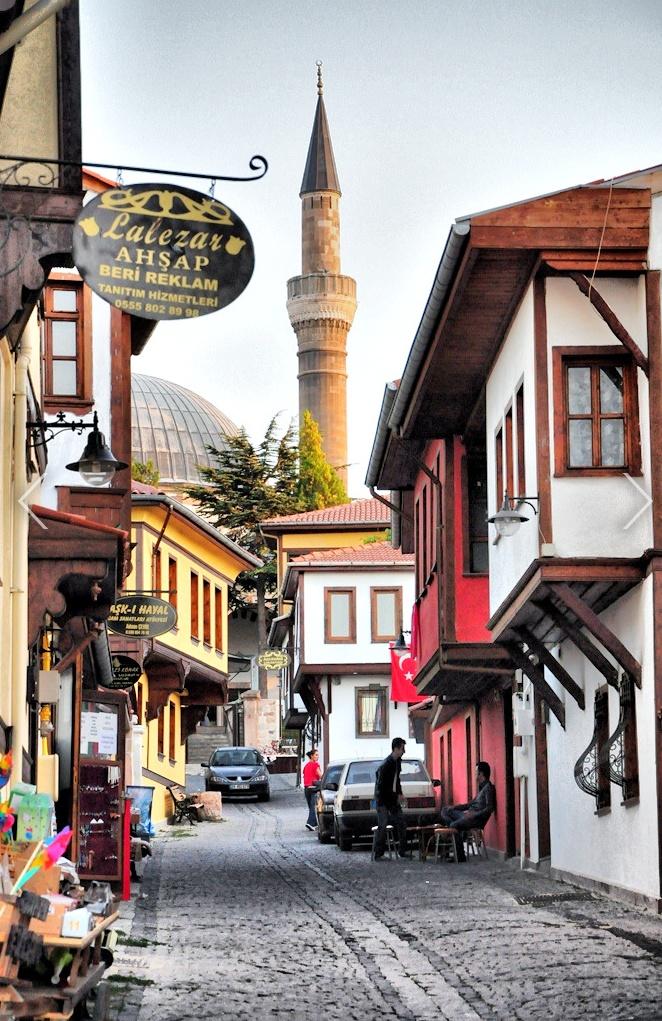 Odunpazarı, Eskişehir, Turkey