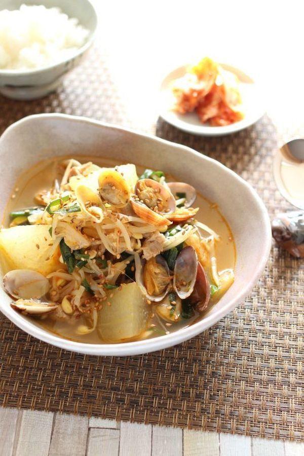 冬瓜たっぷり!!韓国風元気スープ by かすが きょうこ | レシピサイト ...